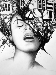 mental chaos on behance