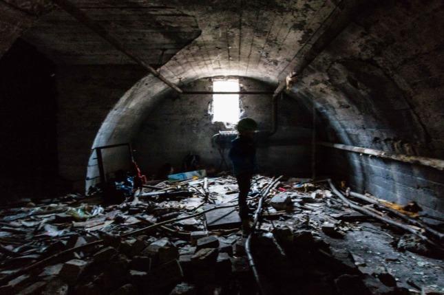 Bunker Luna-Lager Nazi Labour Camp Abandoned Berlin-3403